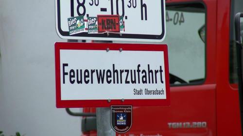 190713 Zimmerbrand Seniorenheim Oberasbach 010